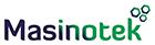 Masinotek Oy logo. Link to Masinotek homepage.